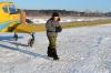 Костюм полярного летчика - тепло и практично