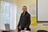Старший преподаватель АУЦ Василий Иванович Лопатин