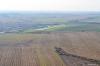 За колхозными полями показался наш аэродром