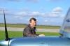 Директор АУЦ А.С. Архиповский: молодец, самолет, хорошо летал!
