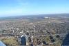 Внизу Воскресенск. Впереди - Белая гора